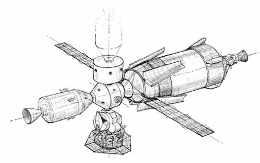 NASA Spacecraft Blueprints - Pics about space
